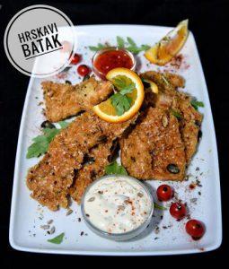 Hrskavi batak - Restoran Kasina, Gradiste