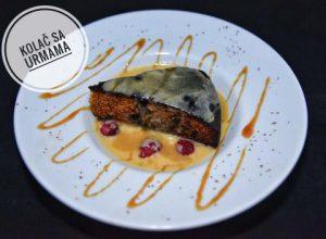 Kolac sa urmama - restoran Kasina