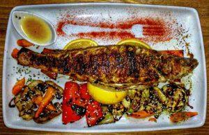 Jela od ribe - Kasina, Gradiste