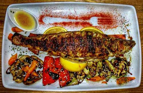 Риба - Касина