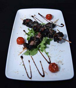 Predjelo šljive - restoran Kasina
